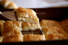 Everyone loves this cheese borek.Very filling full of calories,but at the same time incredibly delicious. I don't make this cheese borek Cheese Borek Recipe, Cheese Recipes, Pear Recipes, Gourmet Recipes, Appetizer Sandwiches, Appetizers, Armenian Recipes, Armenian Food, Cheese Pies