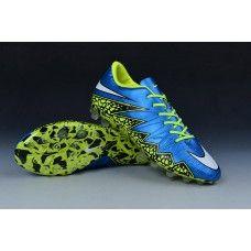 cheap for discount 65239 72964 Cheap Nike Hypervenom Phantom II AG boots Blue Lagoon White Volt Black  cheap football shoes Cheap