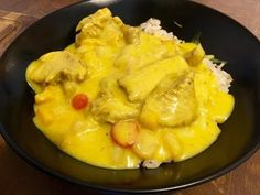 Hühnchengeschnetzeltes mit fruchtiger Currysauce aus dem Thermomix TM5 - YouTube