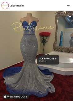Pinterest:@jalissalyons Ice Princess, Prom Dresses, Formal Dresses, Mermaid, Fashion, Dresses For Formal, Moda, Formal Gowns, Fashion Styles