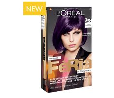 Féria P38 Violet Vendetta Nice color to dip dye my hair with