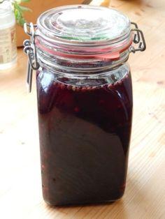 How to make Elderberry Liqueur!