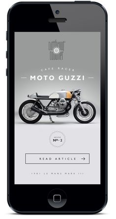 APP Design. UI Mobile