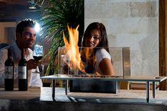 Chimenea Portátil y de Pared G. Flame