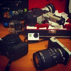 Video camera family