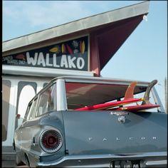 1962 Ford Falcon Station Wagon