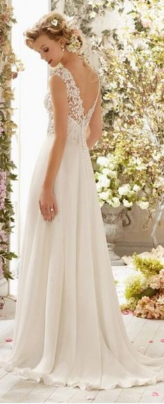 What #Wedding Dress Should You Wear On Your Big Day? Do you like the sleek mermaid? Or maybe the classy vintage? Or maybe even the princess ball gown? Find out here!
