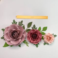 Giant Paper Flower Templates | 3D Large Paper Flower Stencil Pattern | DIY Handmade Paper Flowers | Paper Flower Decor and Backdrop for Weddings and Events Paper Flower Decor, Paper Flower Backdrop, Giant Paper Flowers, Unique Recipes, Vegan Recipes Easy, Best Oatmeal, Flower Template, Natural Sugar, Flower Tutorial