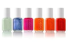 Essie summer 2011 collection. I'm missing, like, one color.
