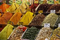 beautiful pictures of spice market and bazaar in istanbul - Google Search