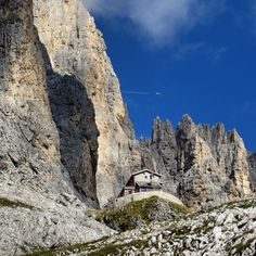 Rifugio Pradidali, Pale di San Martino, Belluno Dolomiti Veneto Italia