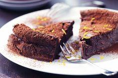 Superchocoladetaart - Recept - Allerhande - Albert Heijn