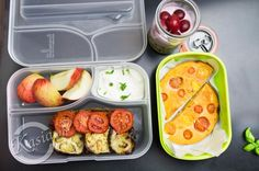LunchBox - przepisy na cały tydzień I - Kasia. Breakfast Recipes, Snack Recipes, Healthy Recipes, Snack Video, Health Snacks, Group Meals, Food Design, Tasty Dishes, Healthy Drinks