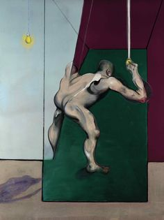 Francis Bacon, Study from the Human Body, 1973-4