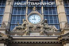 Hauptbahnhof, Estaçã