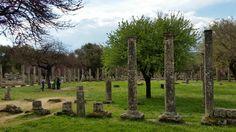 Αρχαία Ολυμπία in Ηλεία, Ηλεία