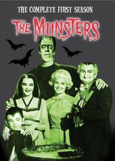 The Munsters Season 1 / HU DVD 14497