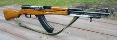 Norinco SKS D, 7.62X39 caliber, semi automatic rifle (AK mags)