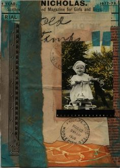 Mixed Media Art & Collage - Kristy Christopherson