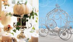 fairy tale themed table decorations | More fairytale centerpieces