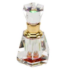 Stylish Hexagonal Design Empty Perfume Scent Bottle 227
