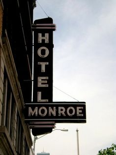 The Monroe Hotel was readily accessible to travelers from all walks of life.  Tom utilized the Monroe Hotel by cutting through the wall at the 2nd floor level between the Monroe and his newly constructed office in the NE corner of the new bldg.  The 2nd floor doorway from the Monroe to his office allowed certain politicians & businessmen access to meetings with Tom without being directly seen entering 1908 Main.  To Tom, politics was business-like, no-frills operation.