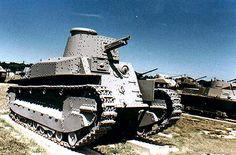Japanese Type 89 Tank