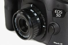 Digital Holga Lens Transforms Your DSLR into Toy Camera   GSMAreeb.com - Mobile Specifications & Prices