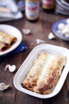 Les ficelles picardes sont une spécialité de Picardie que j'ai connu avec ma belle-famille. Ce sont des crêpes que l'on farcit de jambon, de champignons,