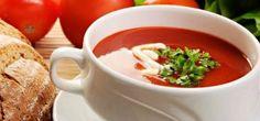 Hazır mevsimi de gelmişken mis gibi domatesler ile Kremalı Domates Çorbası pişirmek isteyenler için pratik bir çorba tarifi  ;)  #sıcak #yaz #mevsim #domates #sağlıklı #çorba   http://www.yemekhaberleri.com/kremali-domates-corbasi/
