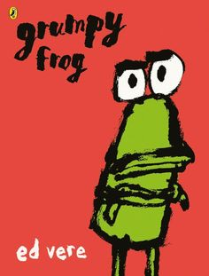 Buy Grumpy Frog by Ed Vere at Mighty Ape NZ. Grumpy Frog is not grumpy. He loves green, and he loves to hop, and he loves winning. But what happens when Grumpy Frog doesn't win, or encounters - h. Shel Silverstein, Toddler Books, Childrens Books, Woodland Illustration, Children's Book Awards, Saying Sorry, Children's Picture Books, Reading