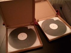 Test pressing #MundoAparte