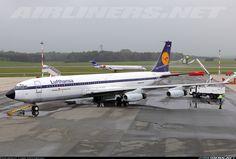 Lufthansa  Boeing 707-430