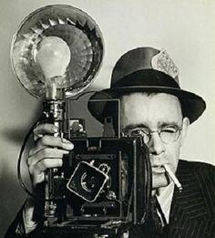 Reportero años '30.