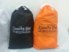 Laundry Bag bahan Spunbond yang muat hingga 10 kg pakaian