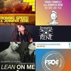 Trance Vocalist of 2015... Jennifer Rene! #ChiTranceFamily