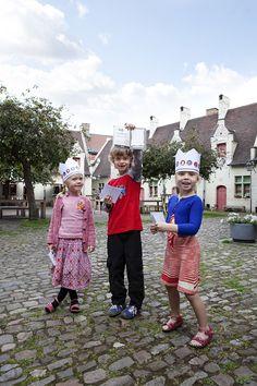 Huis van Alijn in Gent: poezenspeurtocht voor kleuters