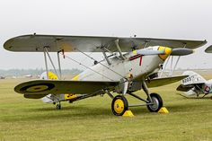 Hawker Nimrod II  #biplane #1920s