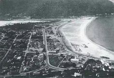 Fish Hoek, Cape Town 1940's Cape Town South Africa, Antique Maps, Historical Pictures, African History, Vintage Images, Airplane View, City Photo, Fish, Cities