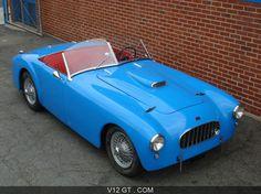Roadster Allard K3 - 1952