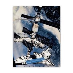 International Space Station Twin Duvet