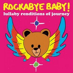 Journey Rock Lullaby CD