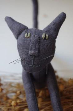 Miaow by adatine on Etsy