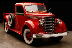 1949 DIAMOND T 201 PICKUP - One of the most beautiful truck ever built