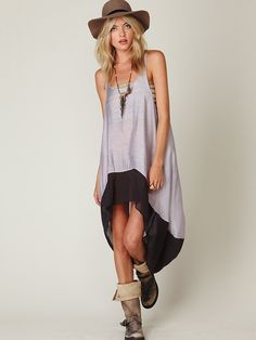 Free People Starlight Lovers Dress, C$0.00