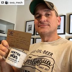 Today's fan shout out goes to @swa_mech Thanks for the post. We are humbled by the kind words and appreciate you supporting mom and pop shops likes us. Get your Rebel Rouser & Denton Speed gear at http://ift.tt/22he2Mu (link in profile). All orders receive 25% off with code HOLIDAY at checkout. ... ... #Repost @swa_mech  And this is why I love to support small local business. I've bought a few tshirts from Rebel Rouser Hot Rod Apparel this past year (including the one I'm wearing)and today…