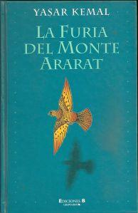 La Furia del monte Ararat / Yasar Kemal