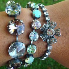 Leave a little sparkle wherever you go ❤️❤️ #sabikalove #sparkleon #glamgirl #armcandy #sabika #sabikamixandmatch