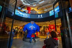 Under Armour Store, Chicago, IL - 5/13/15