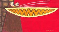 "Saatchi Art Artist daniel levy; Painting, ""cat smiling"" #art"